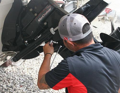 boat engine repair miami north beach marina