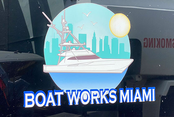 boat works miami