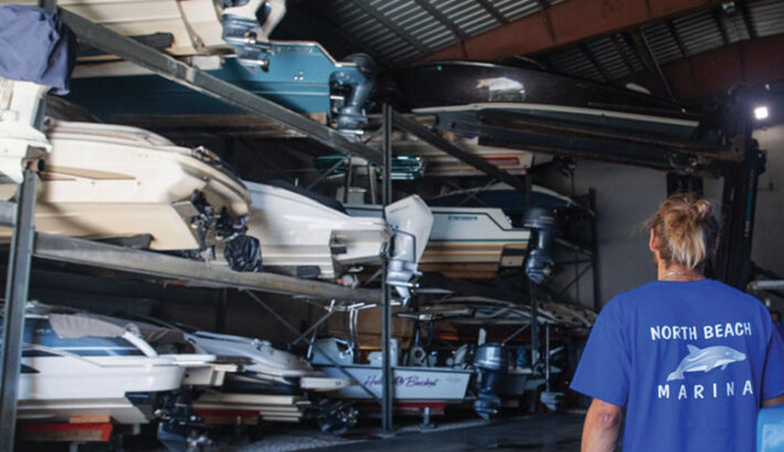 Where to Store Your Boat During a Hurricane